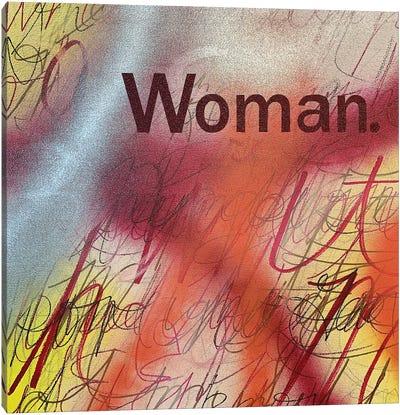 Woman II Canvas Art Print