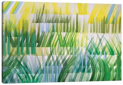 Dune Grass Dance Canvas Art Print