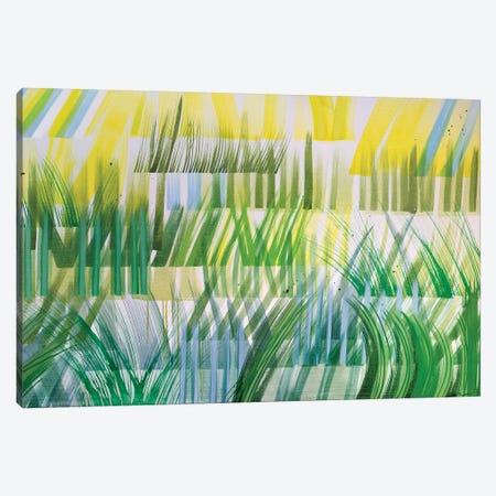 Dune Grass Dance Canvas Print #ROO9} by Rashelle Roos Art Print