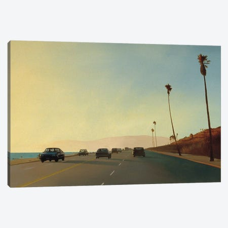 California Road Chronicles XVI Canvas Print #RPE1} by Relja Penezic Canvas Art