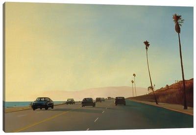 California Road Chronicles XVI Canvas Art Print