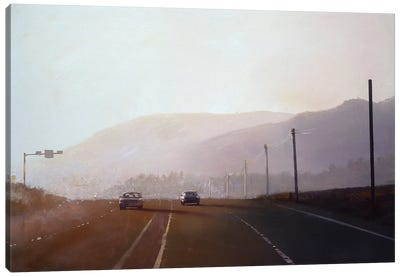 California Road Chronicles LXI Canvas Art Print