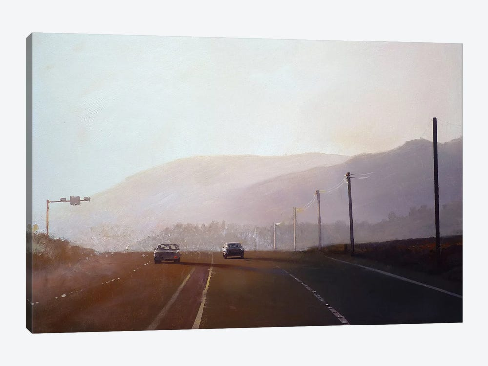 California Road Chronicles LXI by Relja Penezic 1-piece Canvas Art Print