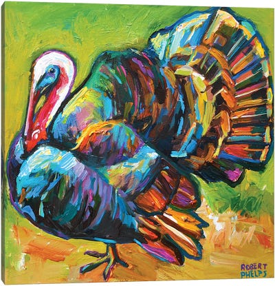Turkey Canvas Art Print