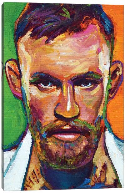 Conor Mcgregor Canvas Art Print