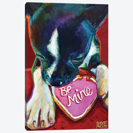 Be Mine Canvas Print #RPH164} by Robert Phelps Canvas Wall Art