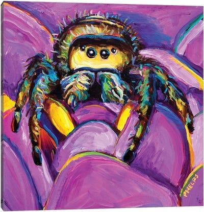 Gwen The Spider Canvas Art Print