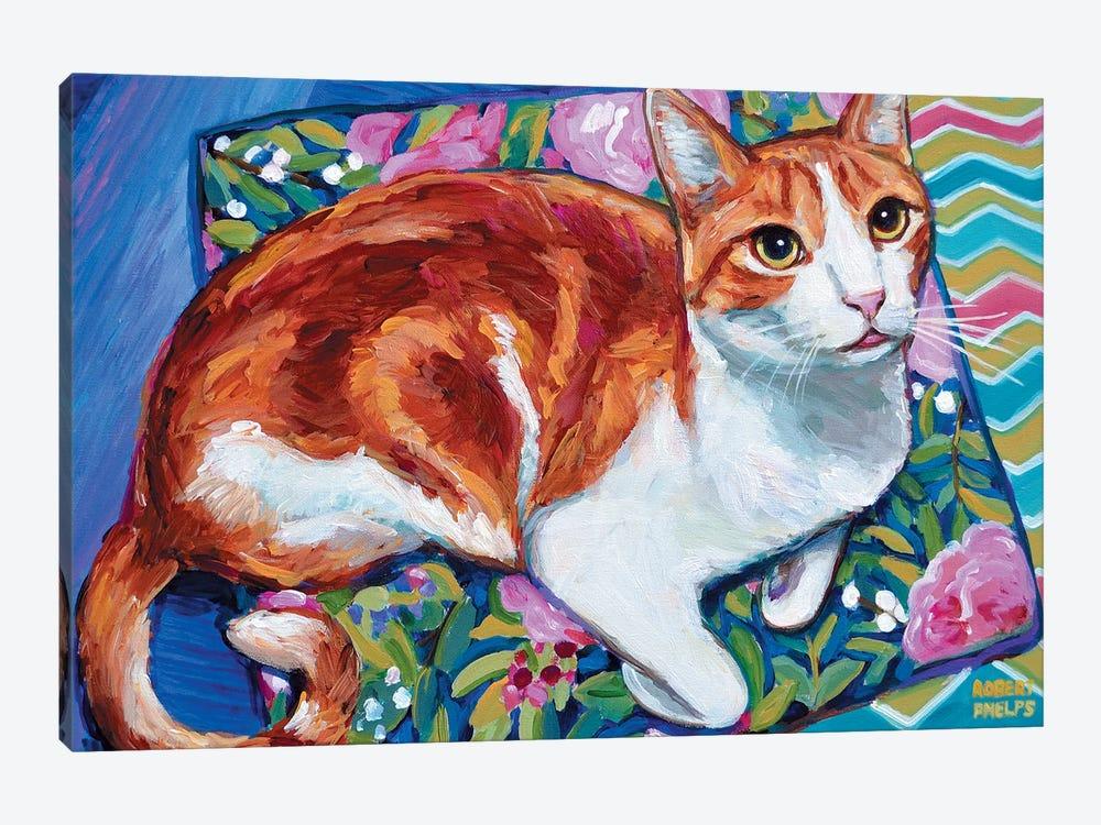 Gregorio by Robert Phelps 1-piece Canvas Artwork
