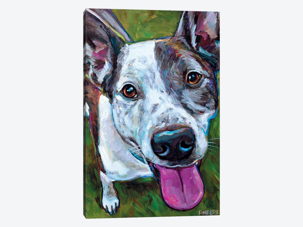 Bella by Robert Phelps 1-piece Canvas Print