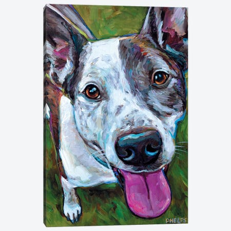 Bella 3-Piece Canvas #RPH3} by Robert Phelps Canvas Print