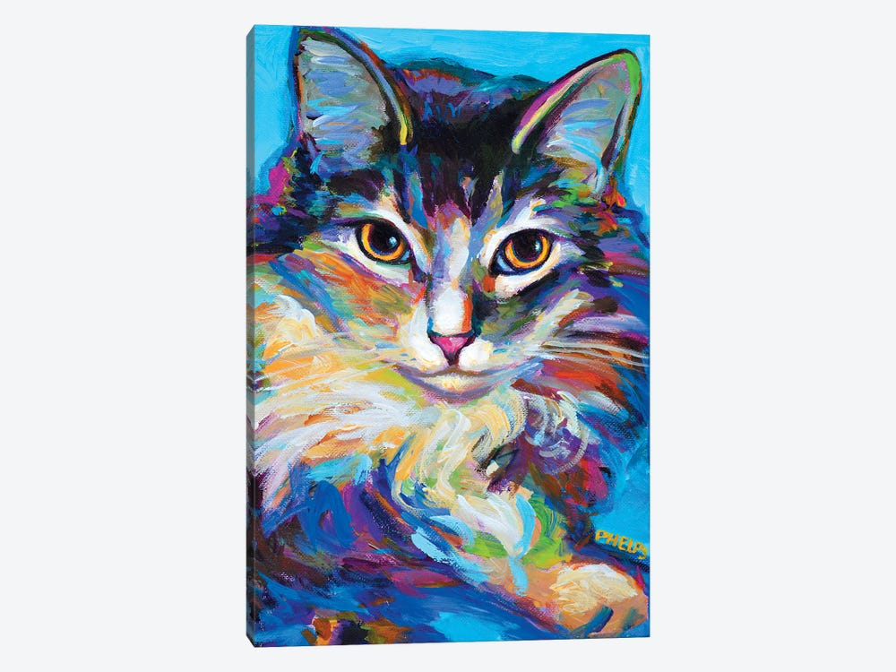 Ragdoll by Robert Phelps 1-piece Canvas Wall Art