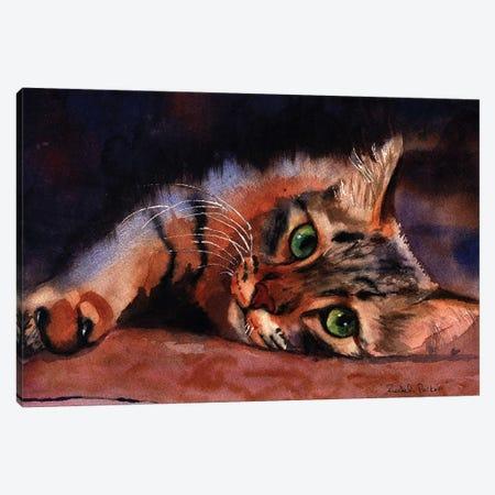 Floored Canvas Print #RPK7} by Rachel Parker Art Print