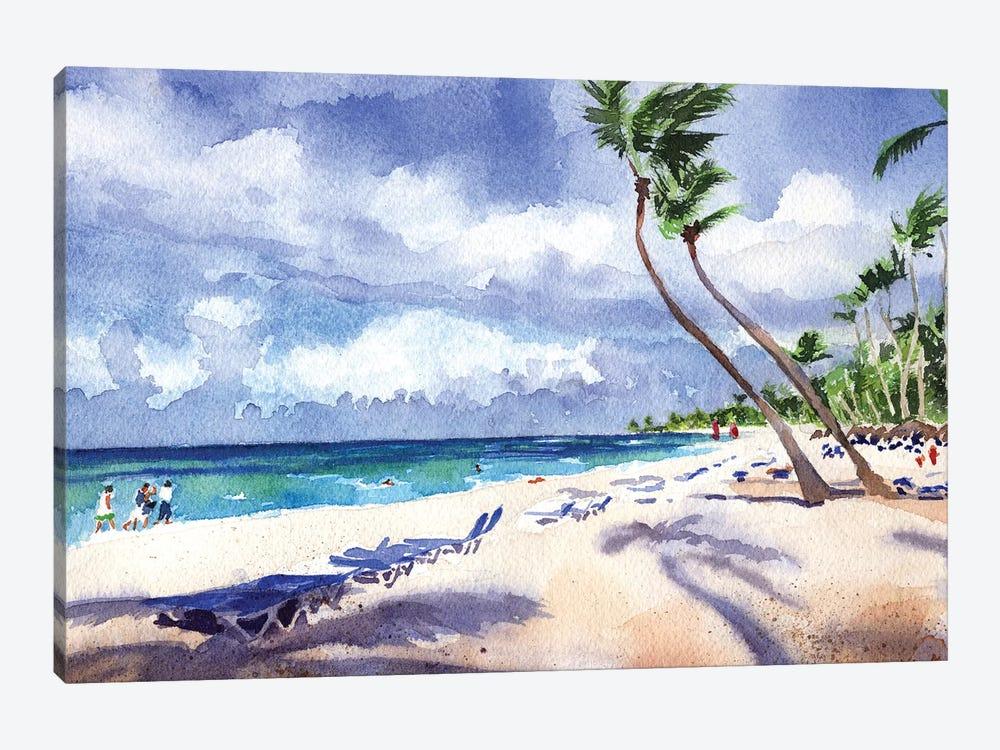 Caribbean Cool by Rachel Parker 1-piece Canvas Art