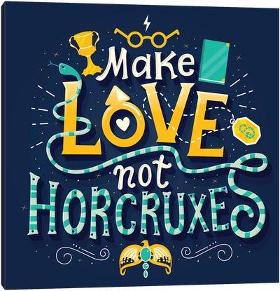 Horcruxes Canvas Art Print