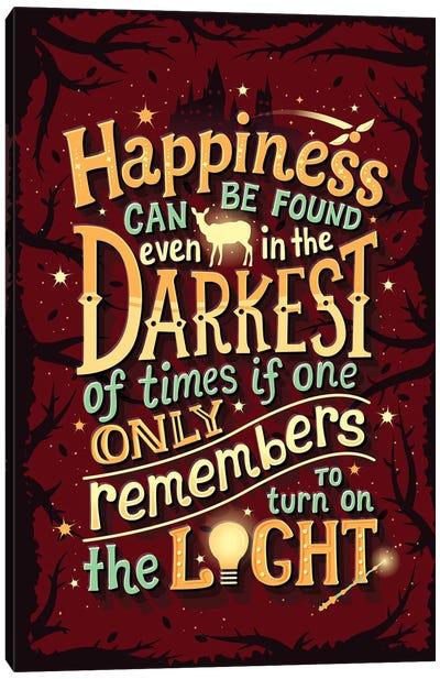 Harry Potter I Canvas Art Print