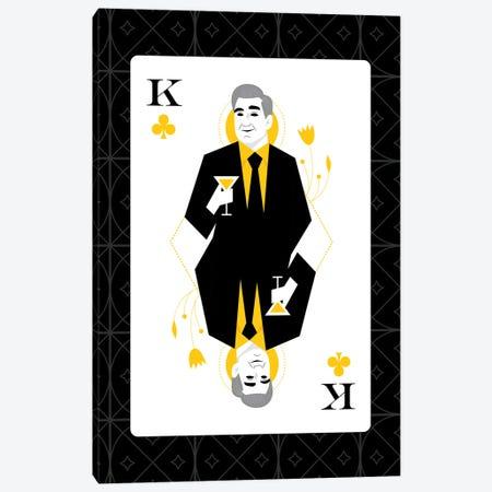 King Johnny Canvas Print #RRO93} by Risa Rodil Canvas Art Print