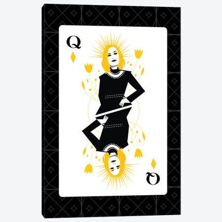 Queen Moira Canvas Print #RRO94} by Risa Rodil Canvas Art