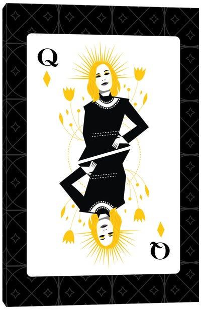 Queen Moira Canvas Art Print