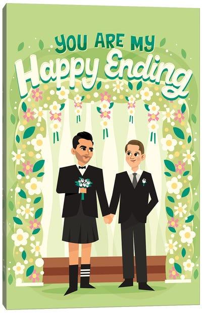 Happy Ending Canvas Art Print