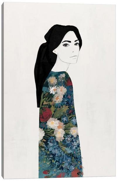 Maci Canvas Art Print