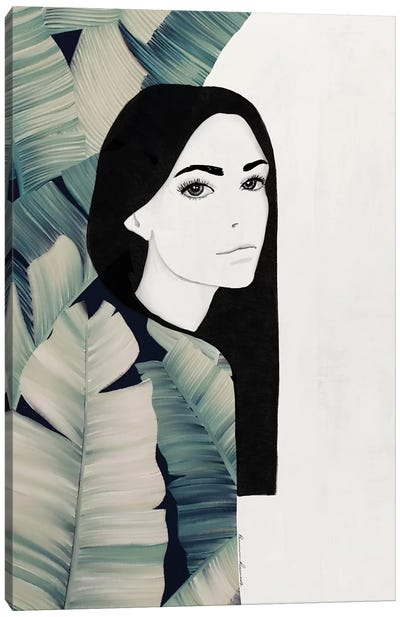 Maquis Canvas Art Print