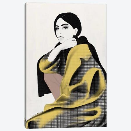 Thylane Canvas Print #RRU17} by Ramona Russu Canvas Art
