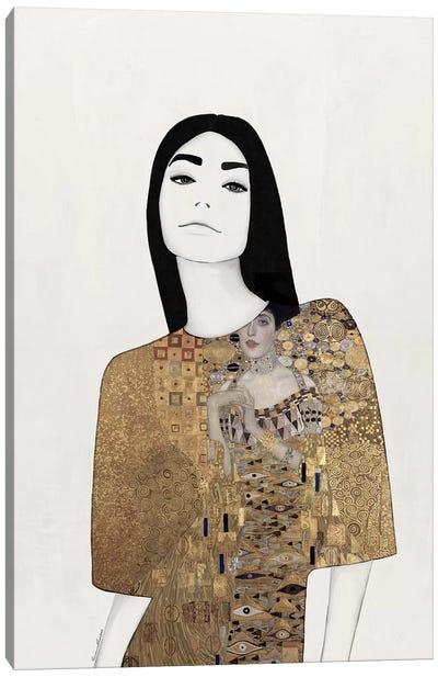 Adèle Canvas Art Print
