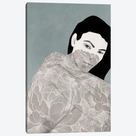 Vittoria Canvas Print #RRU20} by Ramona Russu Canvas Artwork