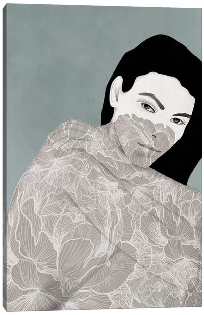 Vittoria Canvas Art Print