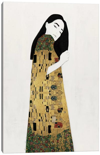 Zena Canvas Art Print