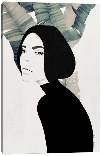Frankie Maquis Canvas Art Print