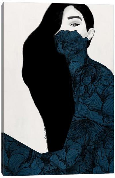 Gigi Canvas Art Print