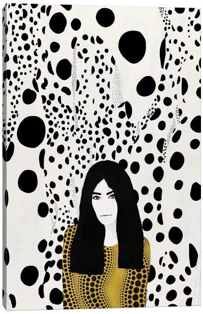 Kusama Canvas Art Print