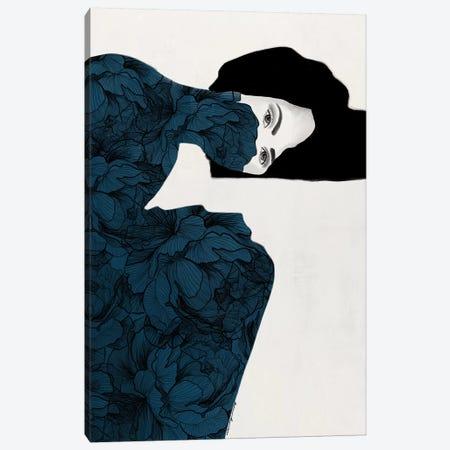 Lockdown Mood Canvas Print #RRU9} by Ramona Russu Canvas Art Print