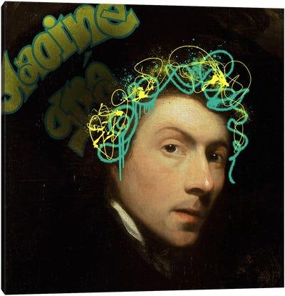 Self-Portrait -The Portraitist Canvas Art Print