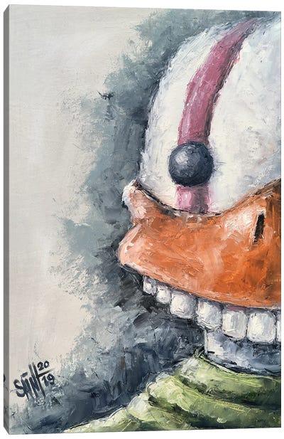 Ducktales Canvas Art Print