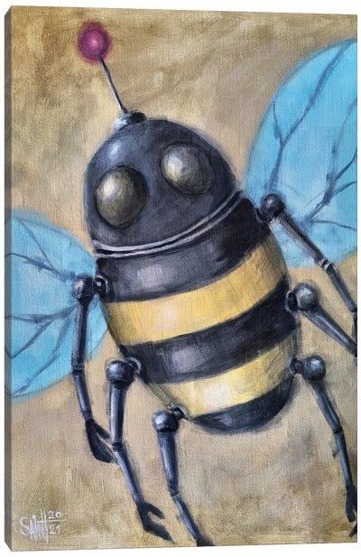 Flight Of The Bumblebee Canvas Art Print