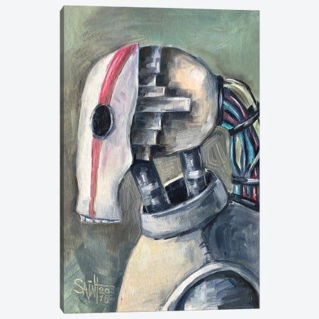 Robot II Canvas Print #RSA51} by Ruslan Aksenov Canvas Artwork