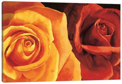 Armonia e dolcezza Canvas Art Print