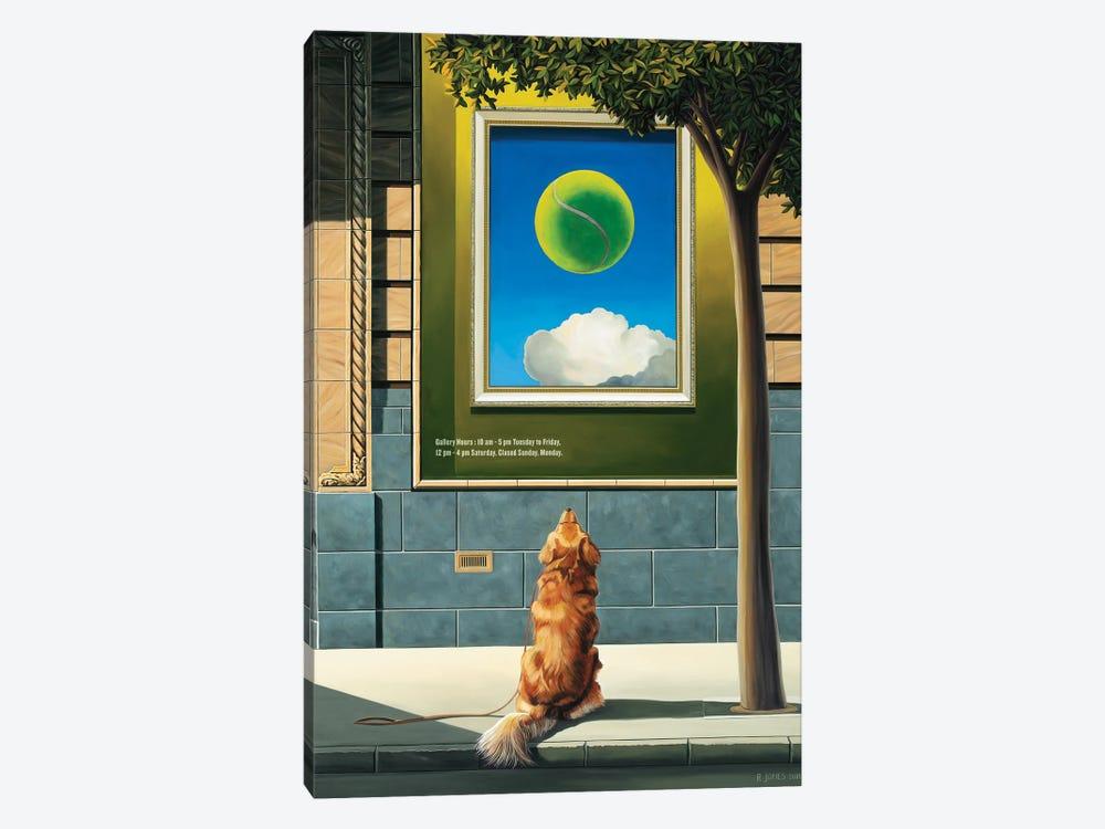 Fetch by Ross Jones 1-piece Art Print