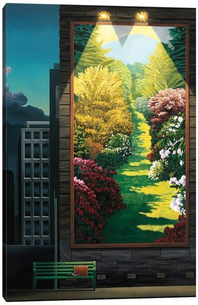 Different Paths Canvas Art Print