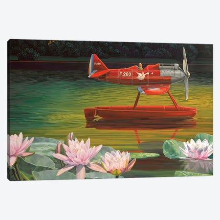 En Route Canvas Print #RSJ23} by Ross Jones Canvas Artwork