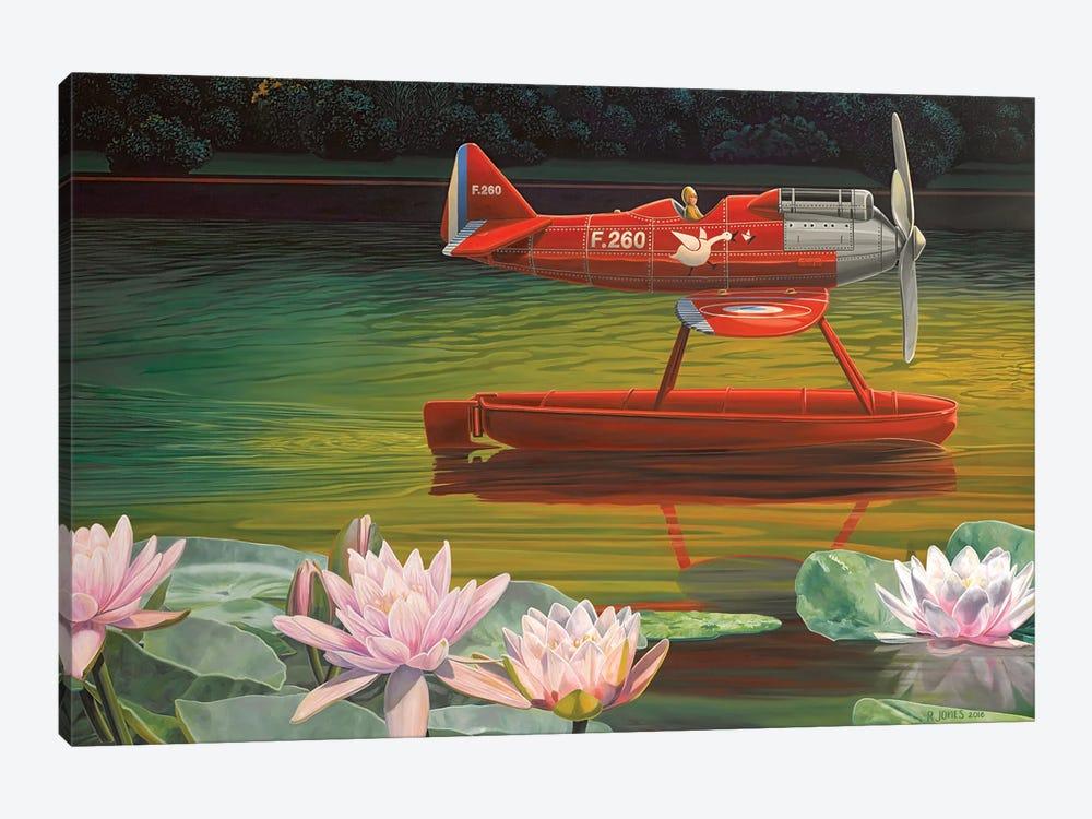 En Route by Ross Jones 1-piece Canvas Wall Art