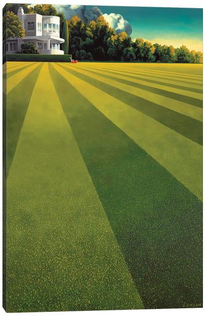 Constant Gardener Canvas Art Print