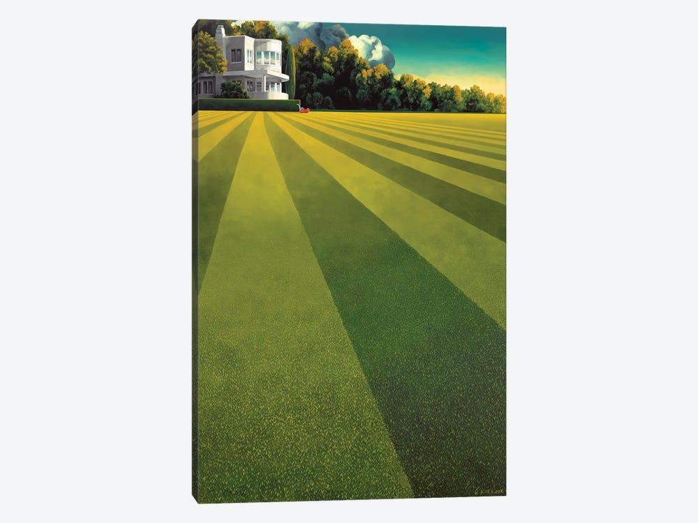 Constant Gardener by Ross Jones 1-piece Canvas Art Print