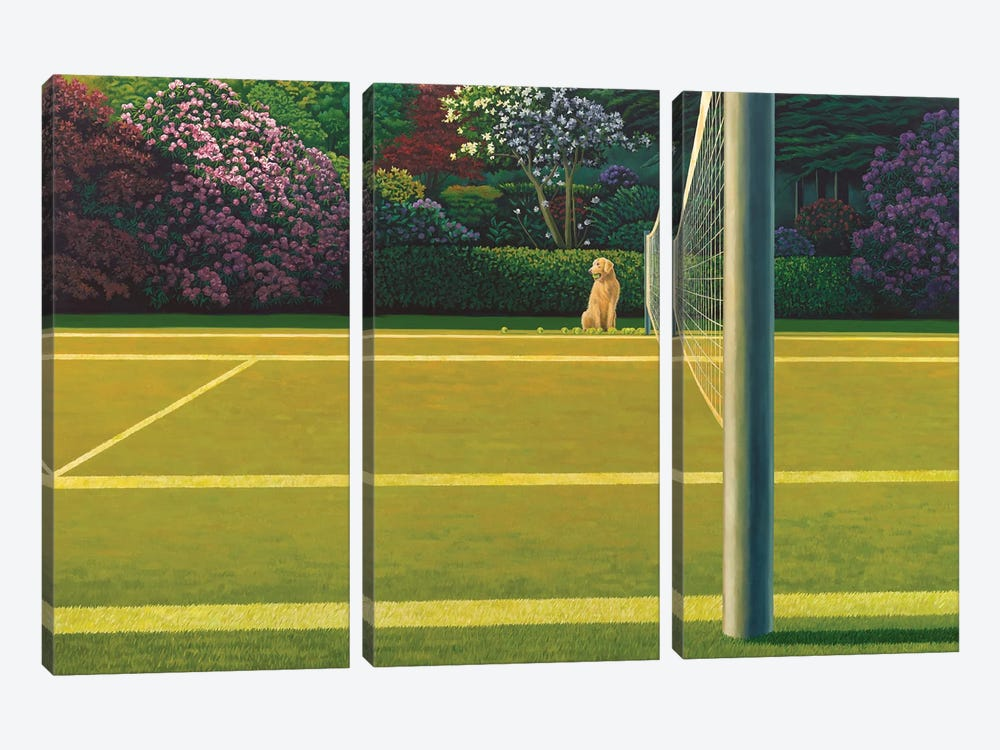 Dream Job by Ross Jones 3-piece Canvas Artwork