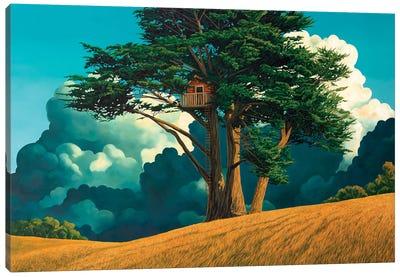 Secret Place Canvas Art Print