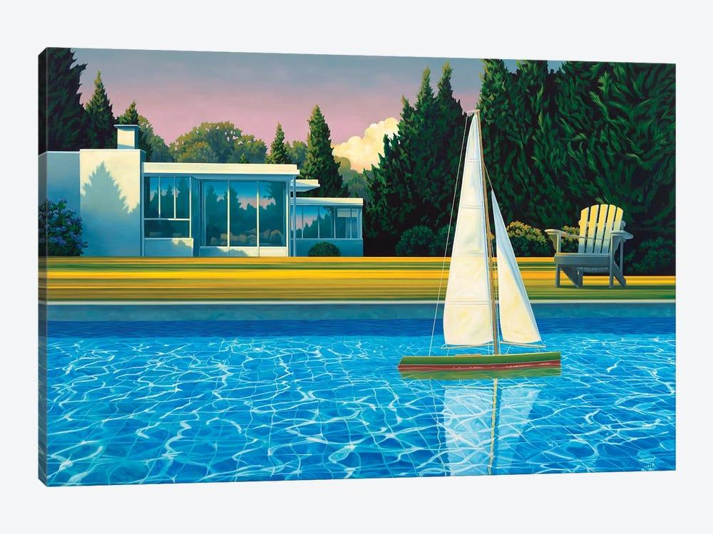 Shimmer by Ross Jones 1-piece Art Print