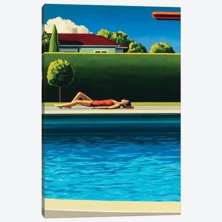 Do Not Disturb Canvas Print #RSJ2} by Ross Jones Canvas Art