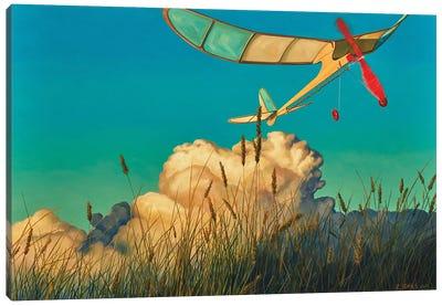 Light Air Canvas Art Print
